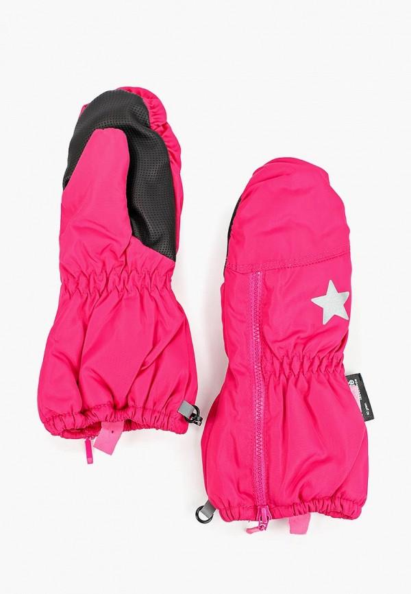Фото - Варежки TuTu розового цвета