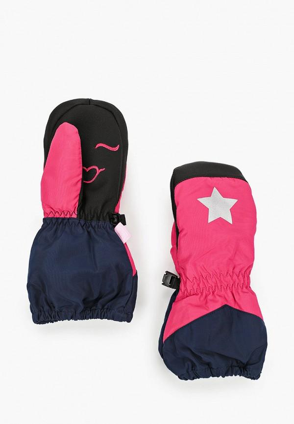 варежки tutu для девочки, розовые