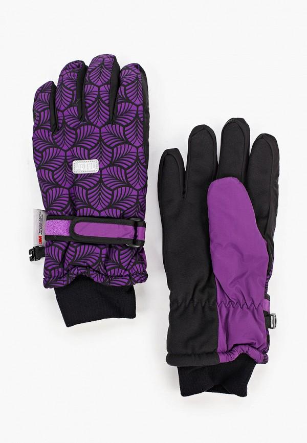 Перчатки TuTu TuTu 3-005117 фиолетовый фото