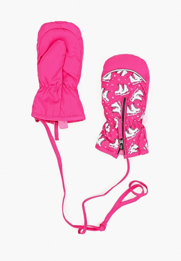 варежки tutu малыши, розовые