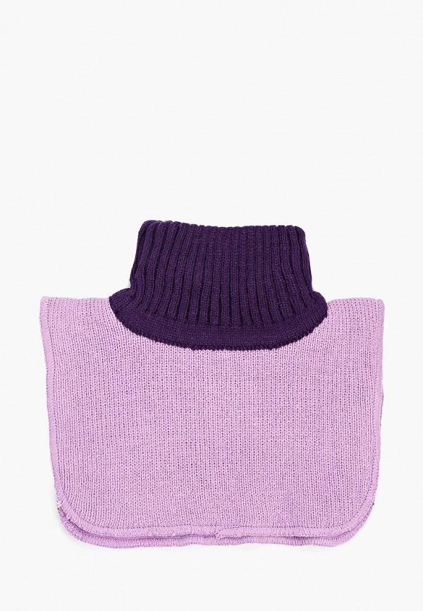 Фото 2 - Воротник TuTu фиолетового цвета