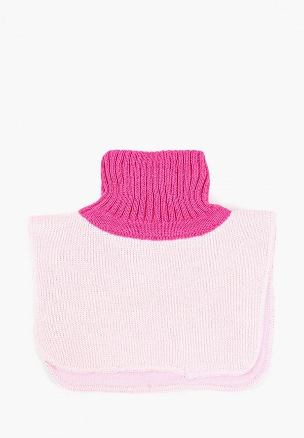 Фото 2 - Воротник TuTu розового цвета