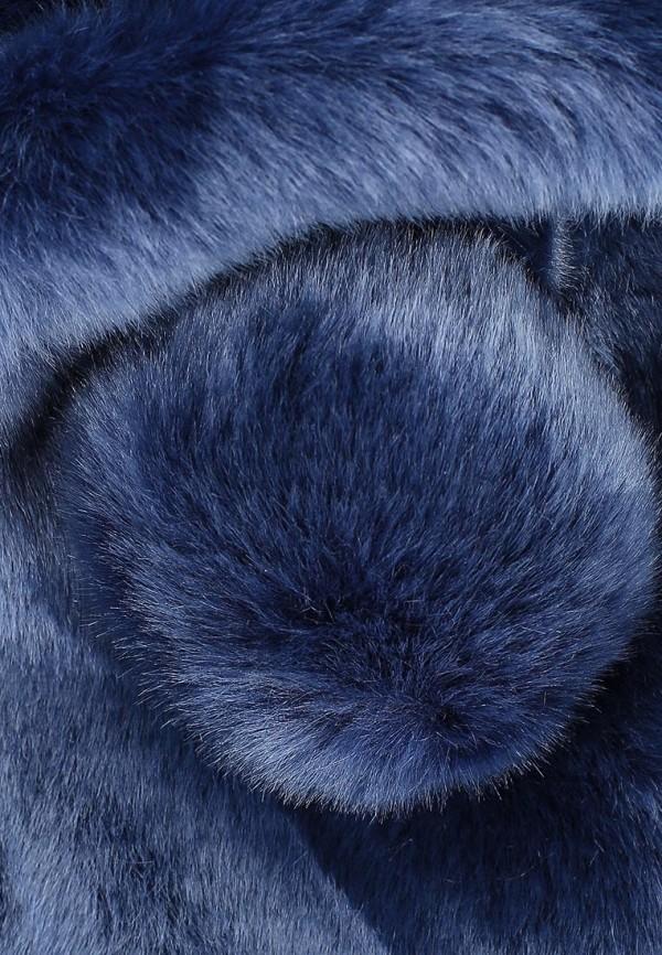 Фото 2 - Шарф TuTu синего цвета