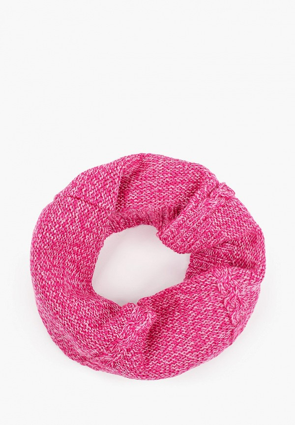снуд tutu для девочки, розовый
