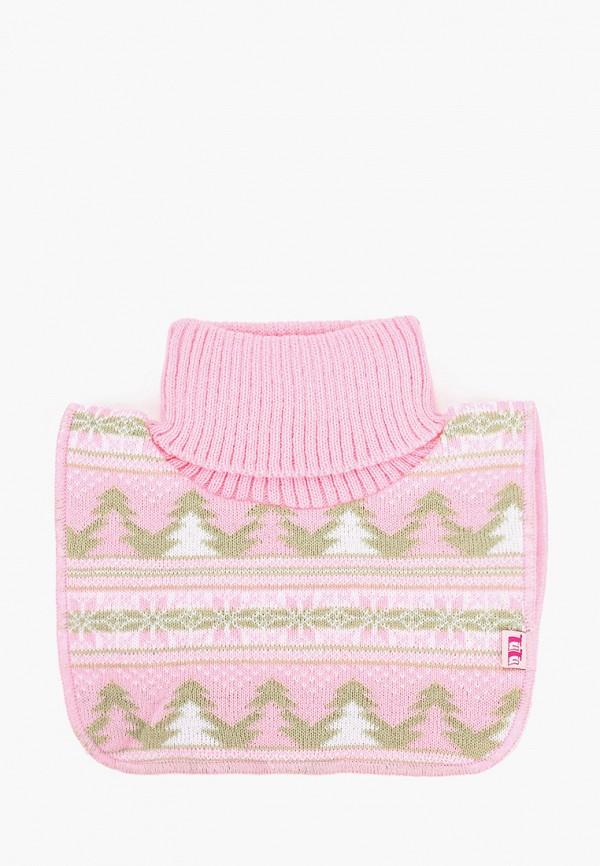 воротник tutu для девочки, розовый