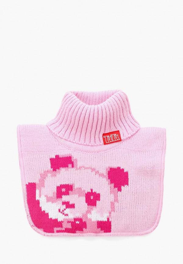 воротник tutu малыши, розовый