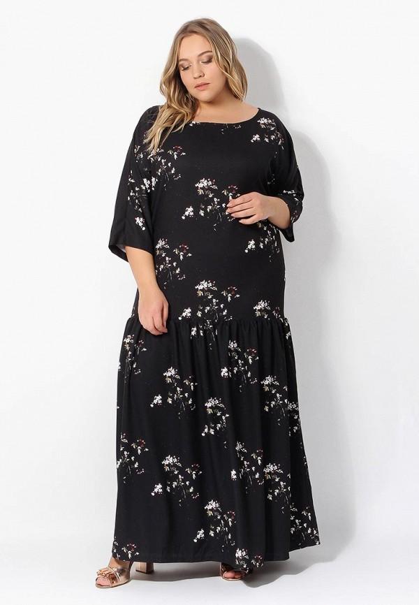 Купить Платье Tutto Bene Plus, tu007ewamia3, черный, Весна-лето 2018