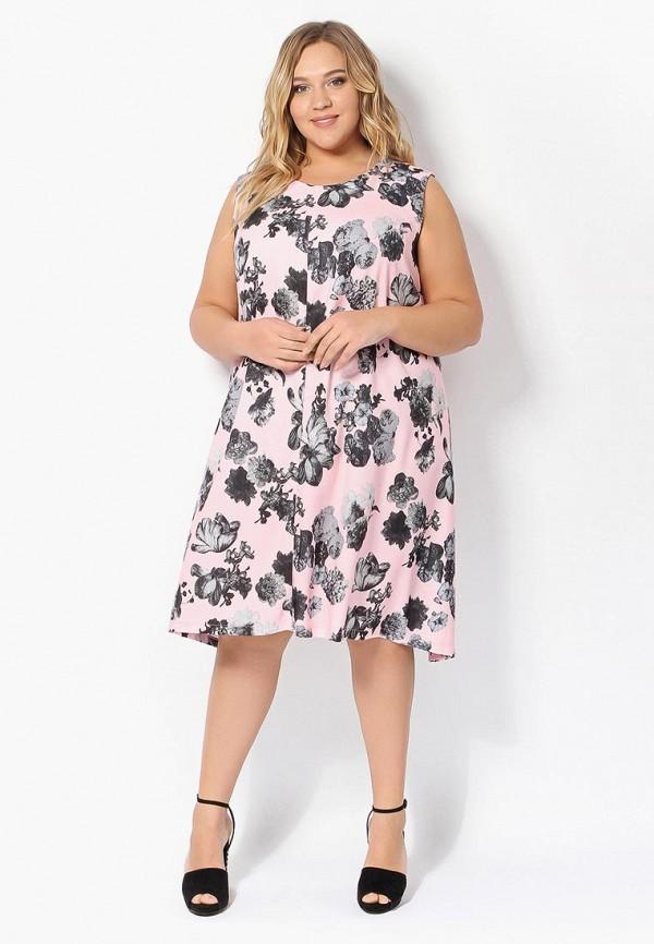 Платье Tutto Bene Plus    TU007EWAMIB3