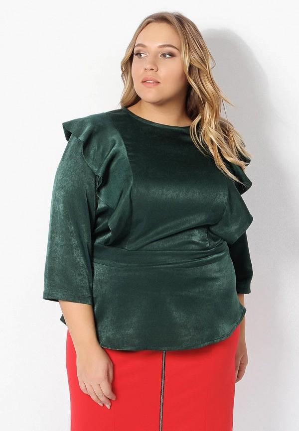 Блуза Tutto Bene Plus Tutto Bene Plus TU007EWAMIG5 цена
