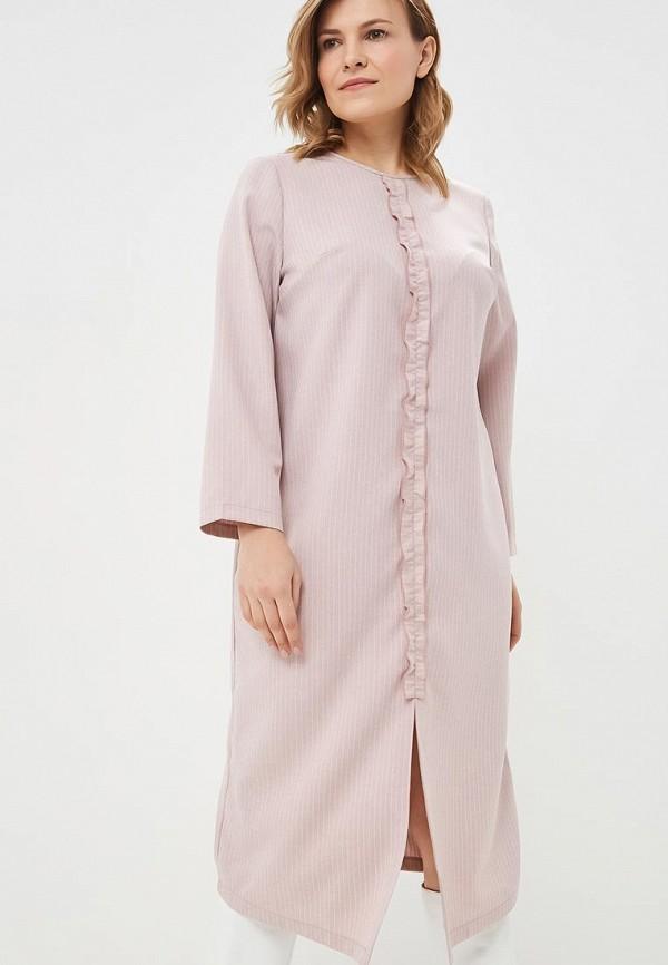 Платье Tutto Bene Plus Tutto Bene Plus TU007EWDNKH1 цена 2017