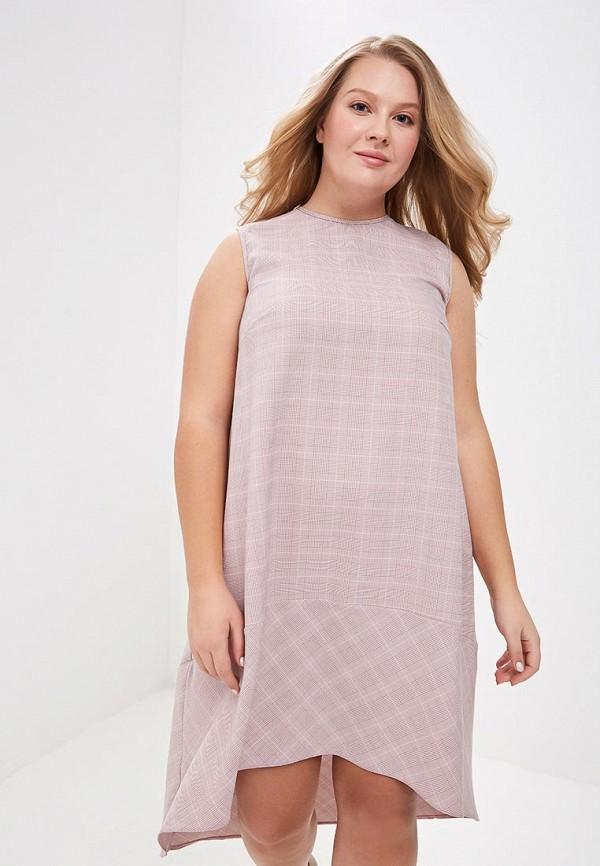 Платье Tutto Bene Plus Tutto Bene Plus TU007EWDNKH5 цена и фото
