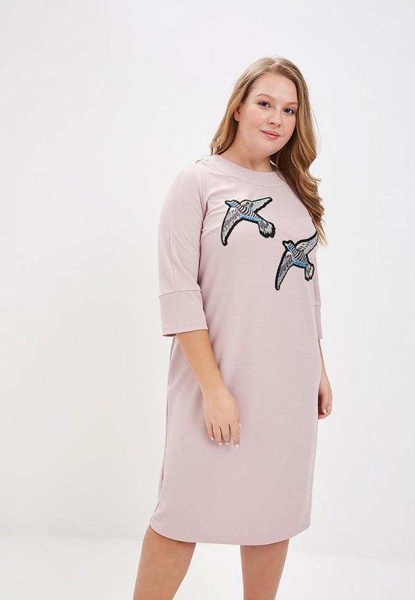Платье Tutto Bene Plus Tutto Bene Plus TU007EWDNKJ3 блуза tutto bene plus tutto bene plus tu007ewamie8