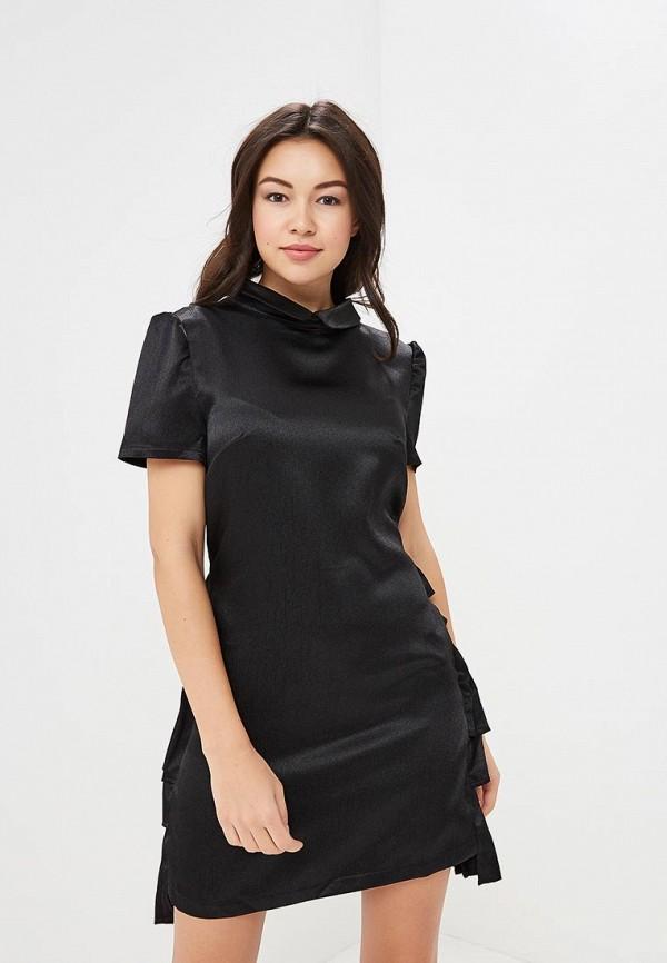 Купить Платье Tutto Bene, TU009EWALYU1, черный, Весна-лето 2018