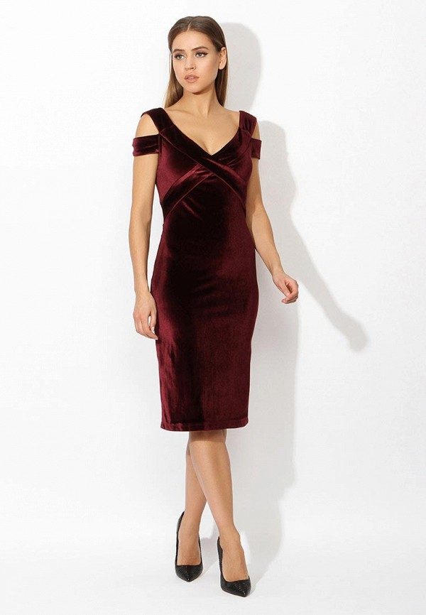 Платье Tutto Bene Tutto Bene TU009EWALYY3 цена
