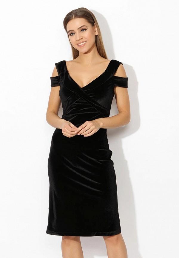 Купить Платье Tutto Bene, tu009ewalyy4, черный, Весна-лето 2018
