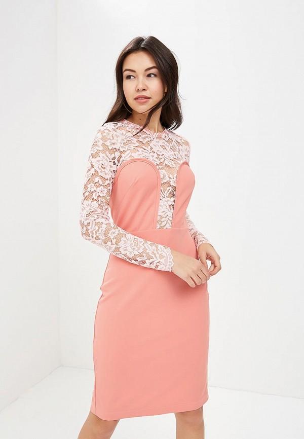 Купить Платье Tutto Bene, tu009ewalyy8, розовый, Весна-лето 2018