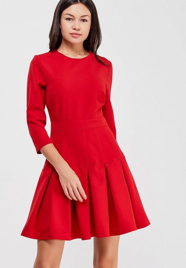 Купить Платье Tutto Bene, tu009ewalzc4, красный, Весна-лето 2018