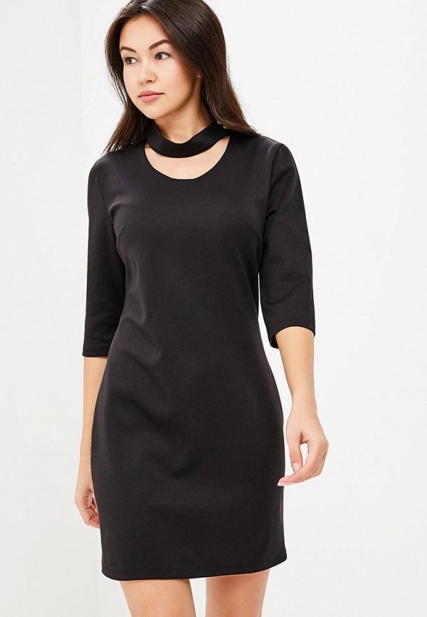 Платье Tutto Bene, tu009ewattw1, черный, Весна-лето 2018  - купить со скидкой