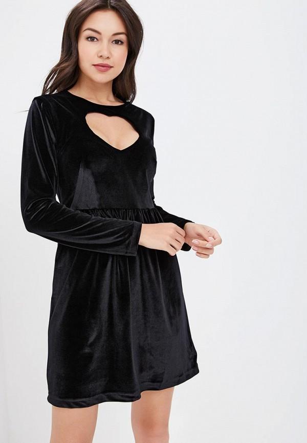 Купить Платье Tutto Bene, TU009EWATUC1, черный, Весна-лето 2018