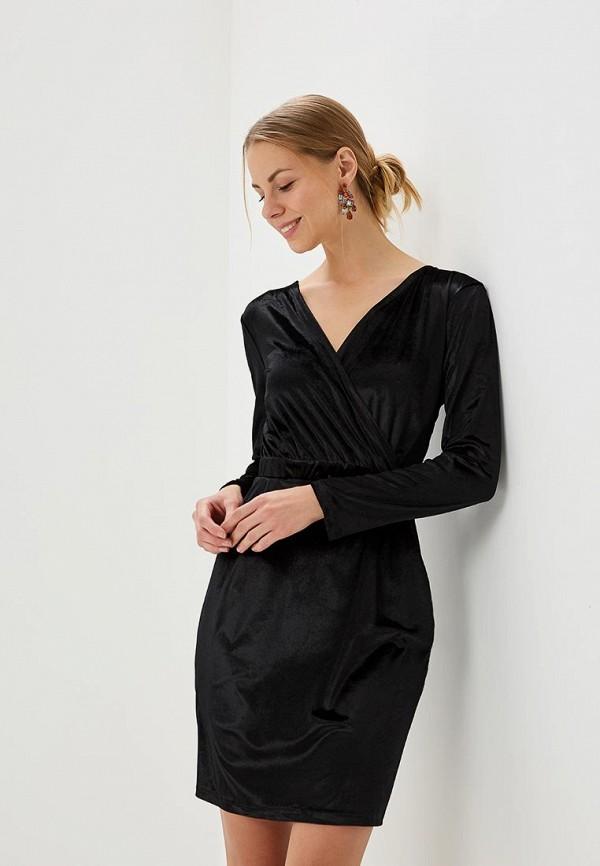 Купить Платье Tutto Bene, tu009ewatuc6, черный, Весна-лето 2018