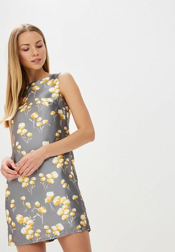 Купить Платье Tutto Bene, tu009ewbhdf0, серый, Весна-лето 2018