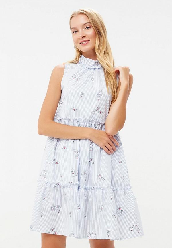 Платье Tutto Bene Tutto Bene TU009EWBHDI5 цены онлайн