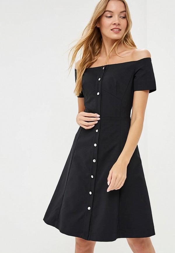 Купить Платье Tutto Bene, TU009EWBLIJ4, черный, Весна-лето 2018