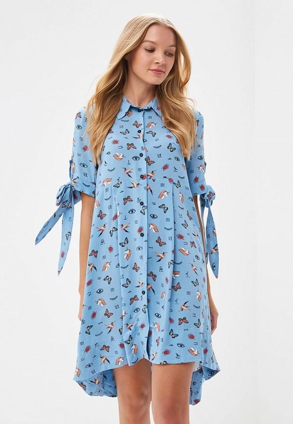 Платье Tutto Bene Tutto Bene TU009EWBQCE1