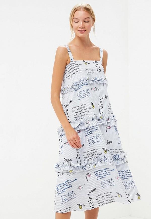 Платье Tutto Bene Tutto Bene TU009EWBQCE9 цены онлайн