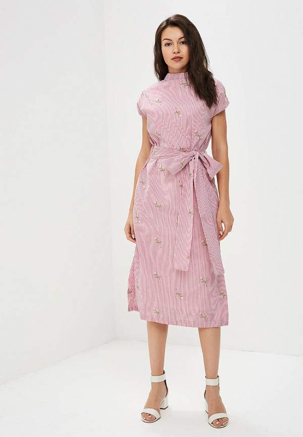 Платье Tutto Bene Tutto Bene TU009EWBQCF8 цены онлайн