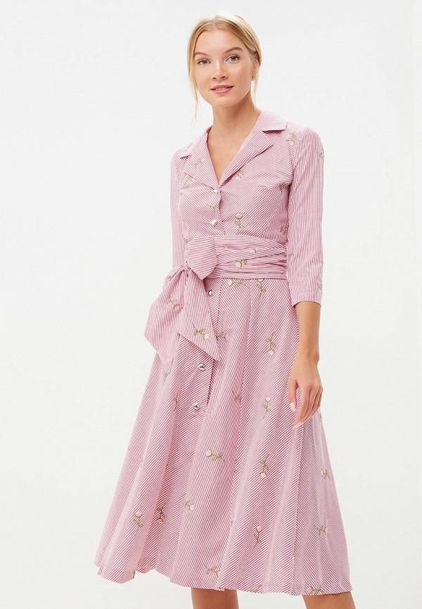 Платье Tutto Bene Tutto Bene TU009EWBQCG0 цены онлайн