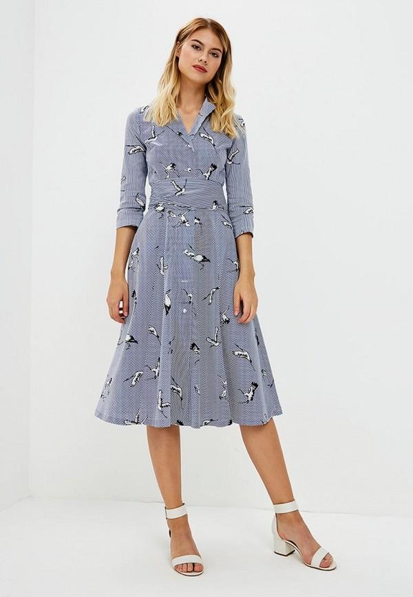 Платье Tutto Bene Tutto Bene TU009EWBQDA1 цены онлайн