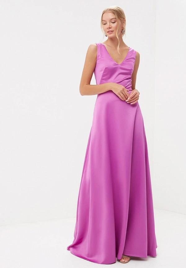 Купить Платье Tutto Bene, tu009ewbqdd1, фиолетовый, Весна-лето 2018