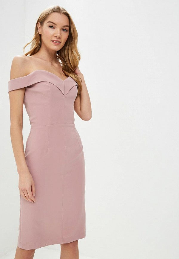 Платье Tutto Bene Tutto Bene TU009EWDNKO9 недорго, оригинальная цена