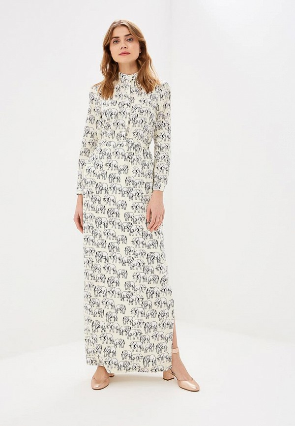 Купить Платье Tutto Bene, tu009ewehou6, желтый, Весна-лето 2019