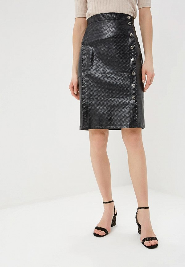 женская юбка tutto bene, черная