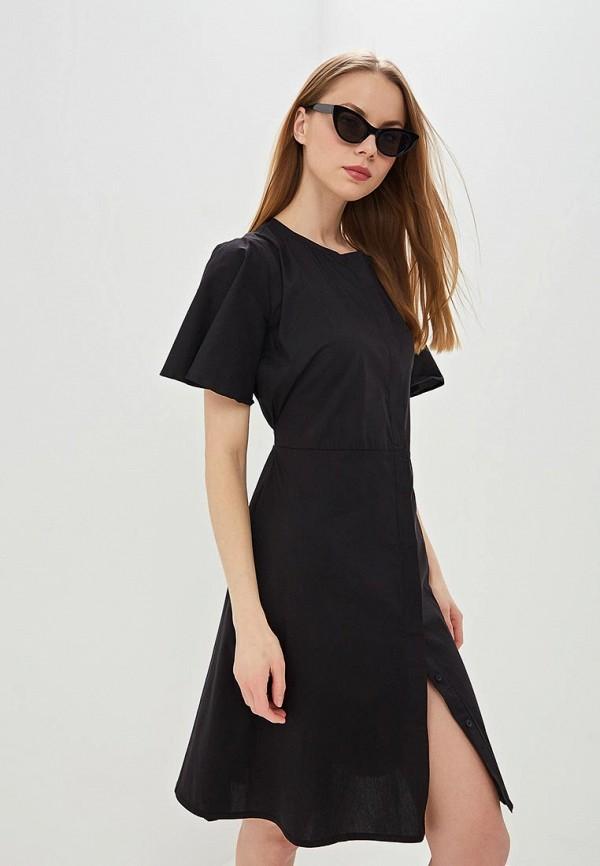 женское платье tutto bene, черное
