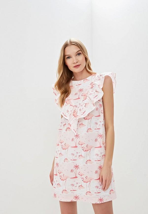 купить Платье Tutto Bene Tutto Bene TU009EWEXNW6 по цене 2790 рублей