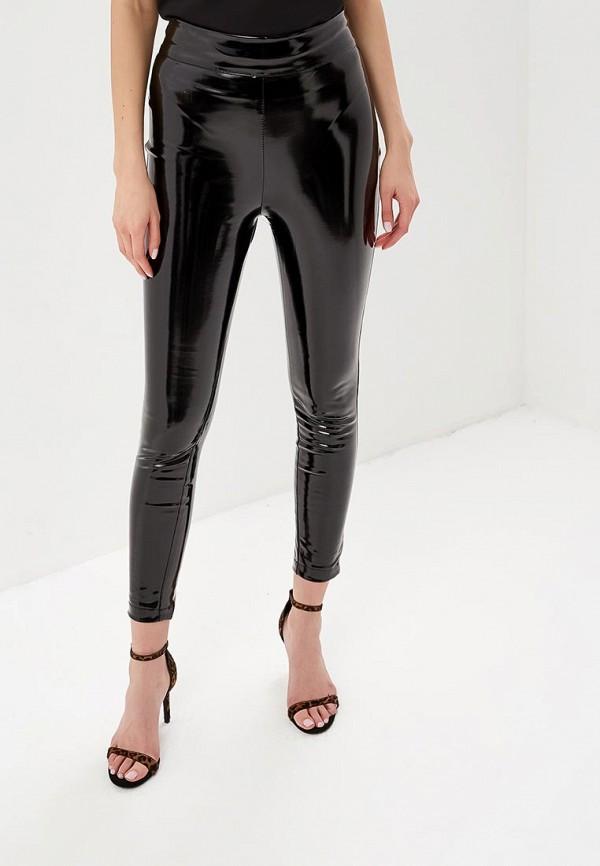 женские брюки tutto bene, черные