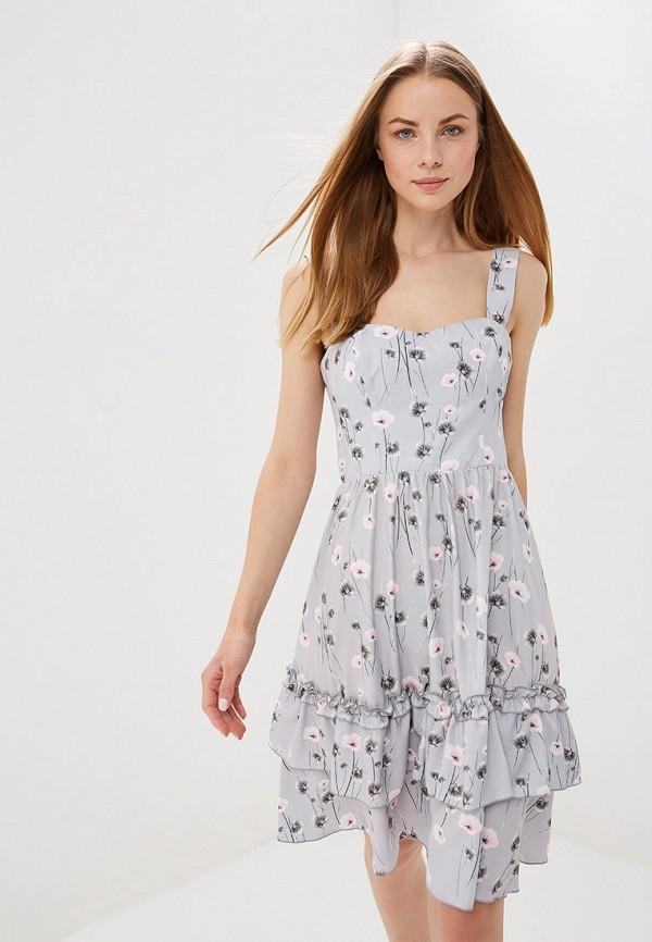 Платье Tutto Bene Tutto Bene TU009EWFLKO6 недорго, оригинальная цена