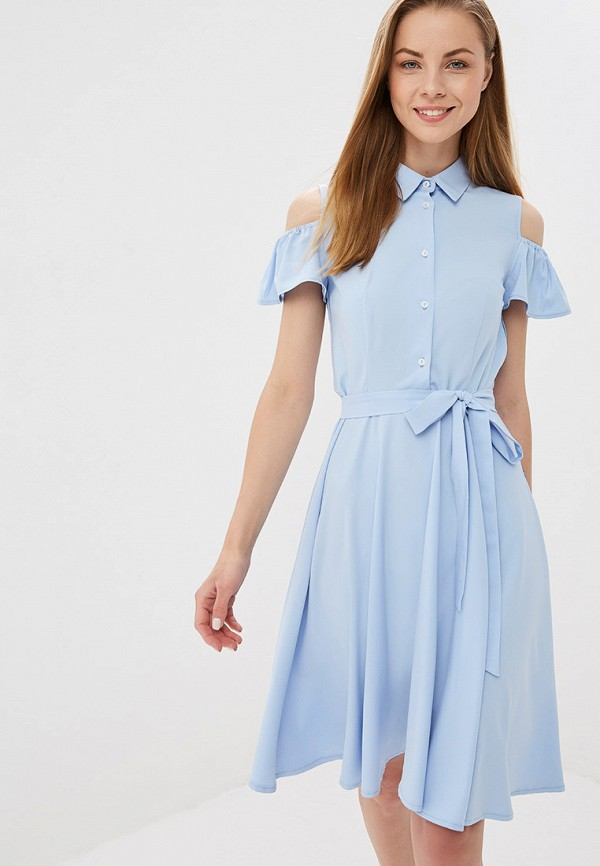 Платье Tutto Bene Tutto Bene TU009EWFLUO4 недорго, оригинальная цена