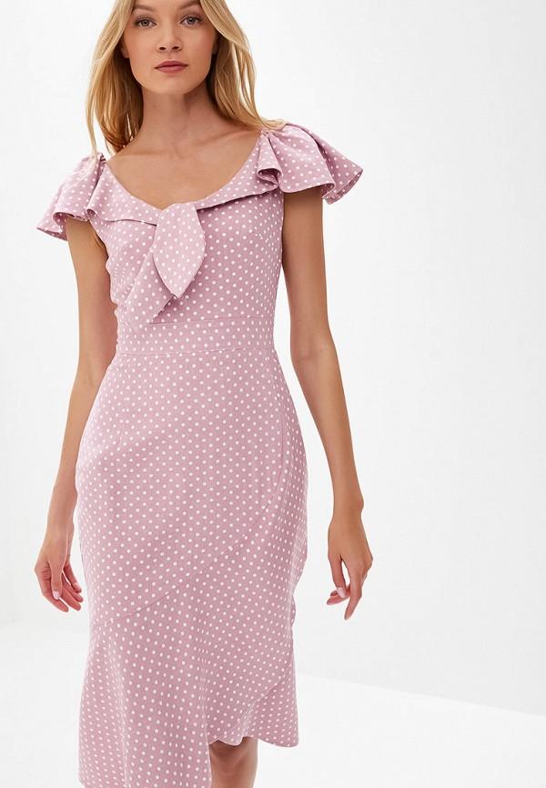 Платье Tutto Bene Tutto Bene TU009EWFNQQ2 цена в Москве и Питере