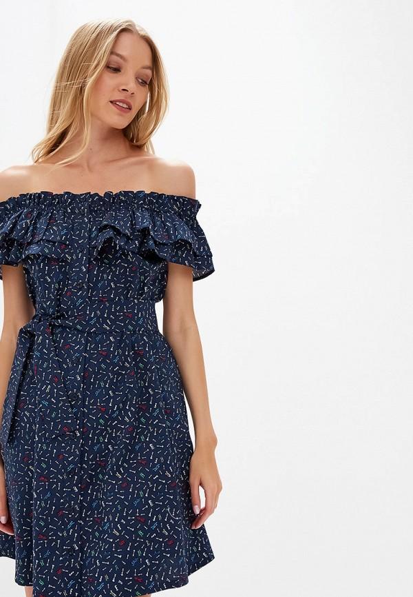 Платье Tutto Bene Tutto Bene TU009EWFNQR6 недорго, оригинальная цена