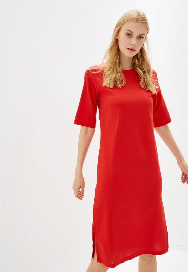 Купить женское платье Tutto Bene красного цвета