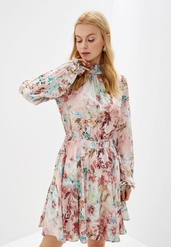 Купить женское платье Tutto Bene розового цвета