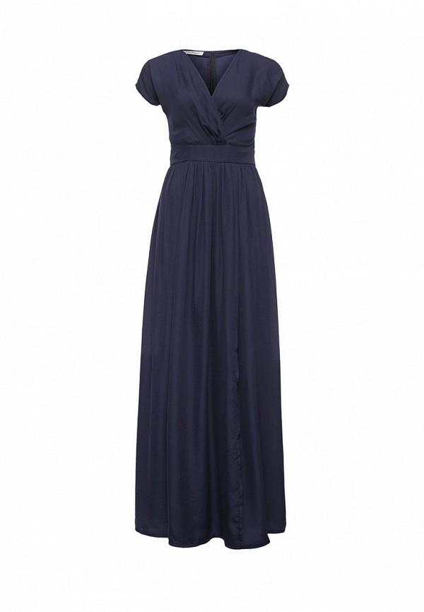 Купить Платье Tutto Bene, TU009EWOJO00, синий, Осень-зима 2016/2017