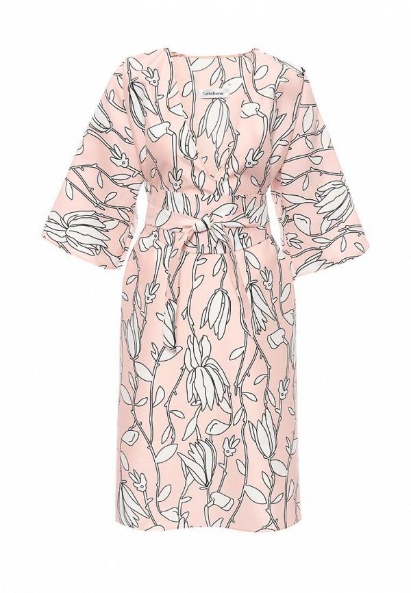 Платье Tutto Bene Tutto Bene TU009EWPCP63 недорго, оригинальная цена