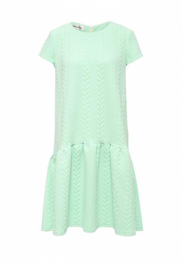 Платье Tutto Bene Tutto Bene TU009EWPXY29 недорго, оригинальная цена