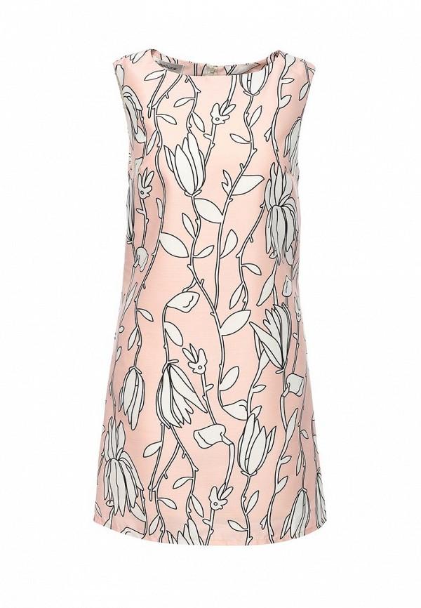 Платье Tutto Bene Tutto Bene TU009EWQJQ55 недорго, оригинальная цена