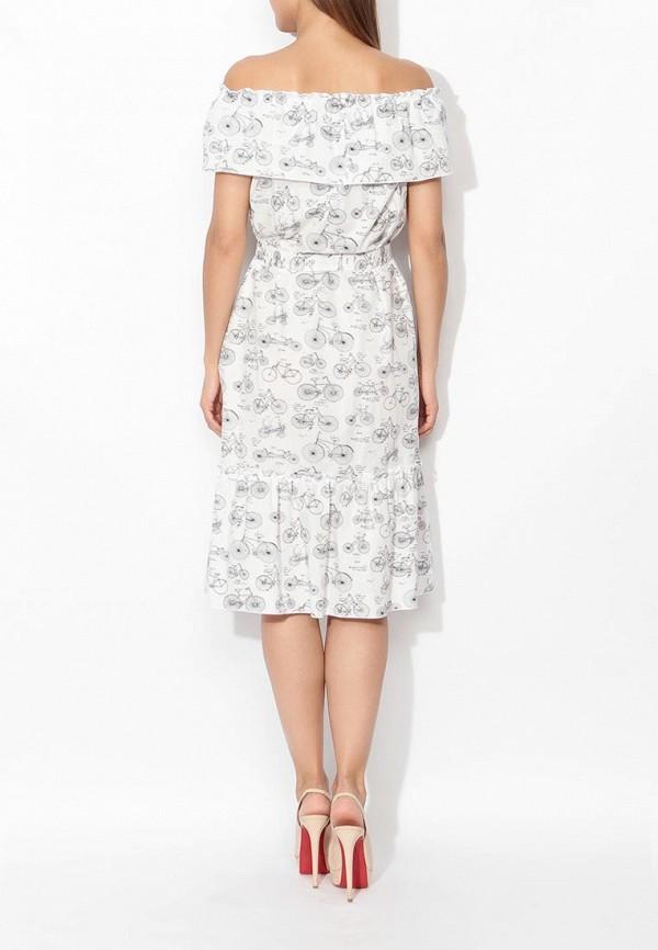 Фото 8 - женское платье Tutto Bene белого цвета